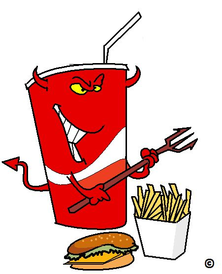 Have the hamburger and fries but don't do the cold drink. Those liquid calories add up. Read more.
