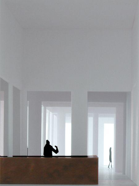 十和田市野外芸術文化ゾーンアートセンター プロポーザル | office of kumiko inui