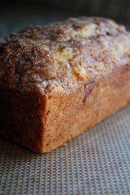 YUM...Cinnamon Swirl Banana Bread