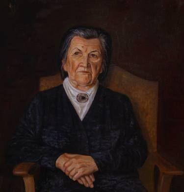 mother portrait