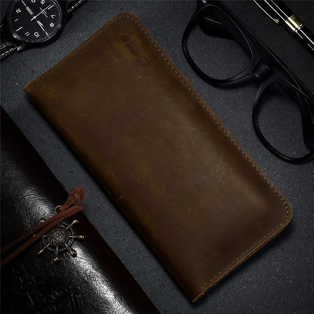 CASESHIP Phone Case For iPhone 6 6S 7 Plus 5S 5SE 5.5 inch Real Leather Wallet Case For iPhone 6 6S 7 5 Mobile Phone Bags Cases