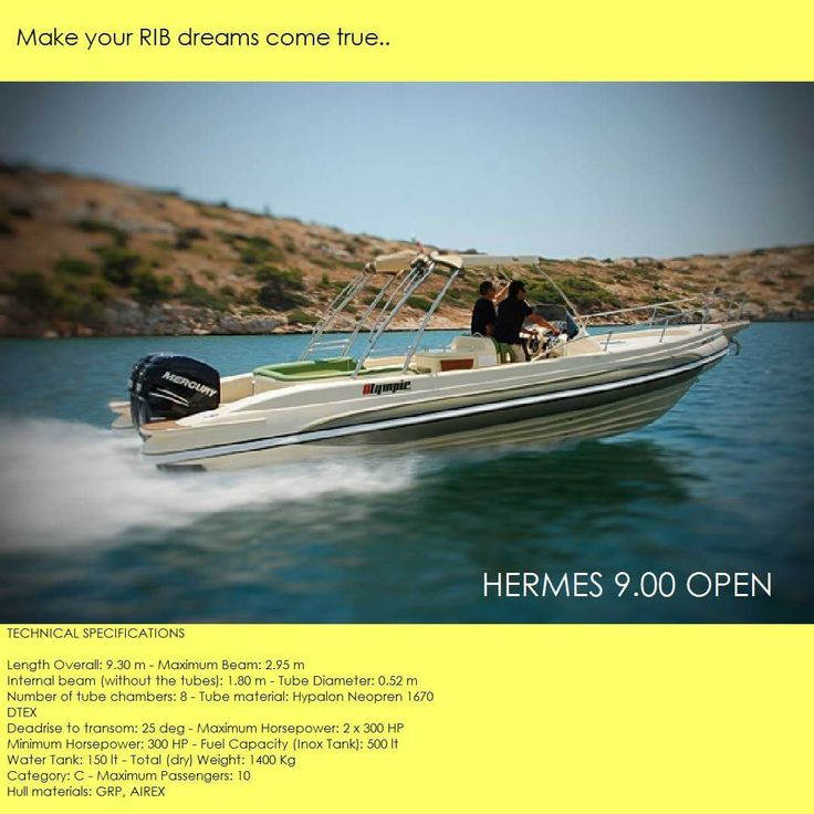 Olympic 9.00 Hermes Open  RIB boats...   Make your RIB dreams come true..!   contact: info@hst.gr https://www.charismerkatis.com/