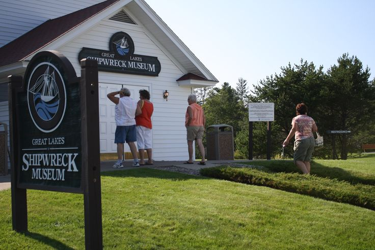 Take a peaceful drive to Paradise, Michigan to see the Whitefish Point Lighthouse and the Great Lakes Shipwreck Museum. This attraction makes a great addition to your Sault Ste. Marie vacation.