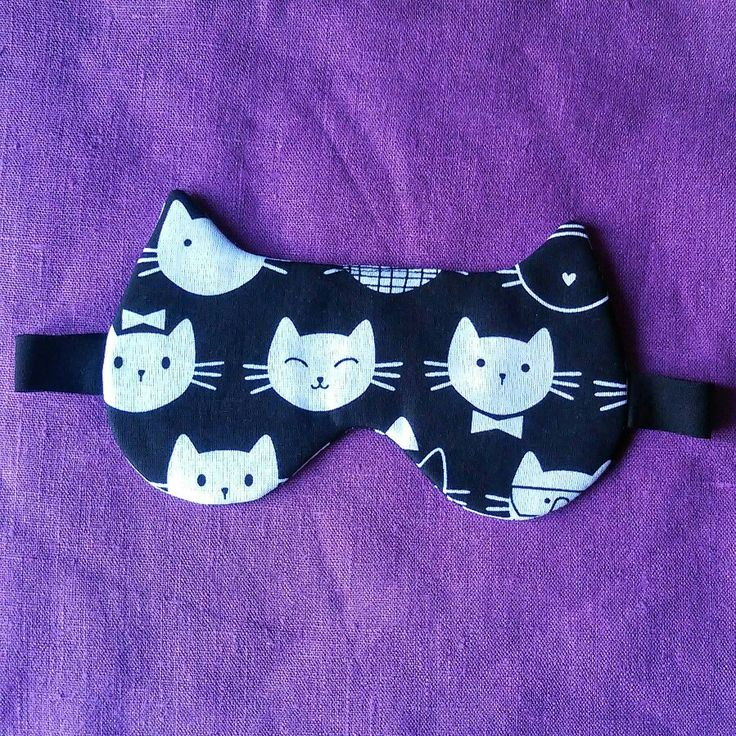 Excited to share the latest addition to my #etsy shop: Black Cat Sleep Mask, Cute Kids Eye Mask, Cat Lover Gift, Travel Gift For Her, Sleep Beauty, Barchelorette Party Favor, Black Bedroom Decor #sleepwear #sleepmask #travelgift #giftforher #blackcat #catsleepmask http://etsy.me/2noaMly