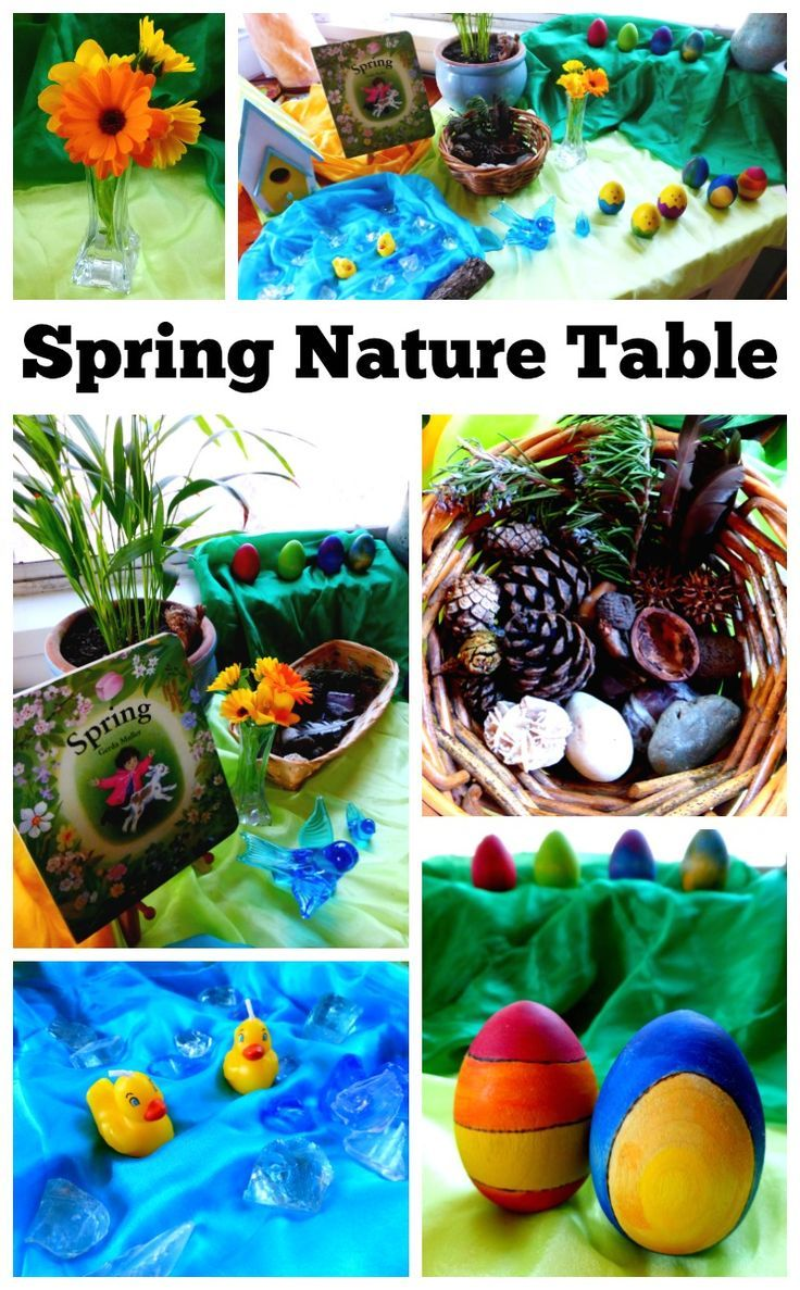 192 best Spring Activities for Kids images on Pinterest | Preschool ...