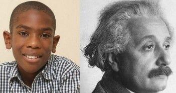Un jeune garçon de 12 ans possède un QI plus élevé que celui d'Einstein