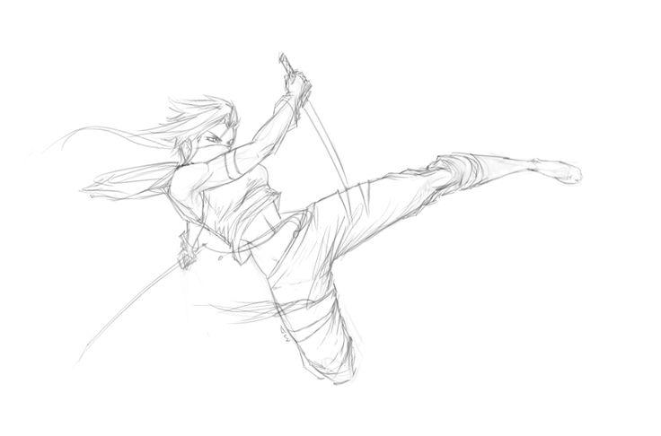 .Collab :Ninja Heroine:. by MadiBlitz