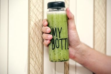 Improve digestion with smoothies