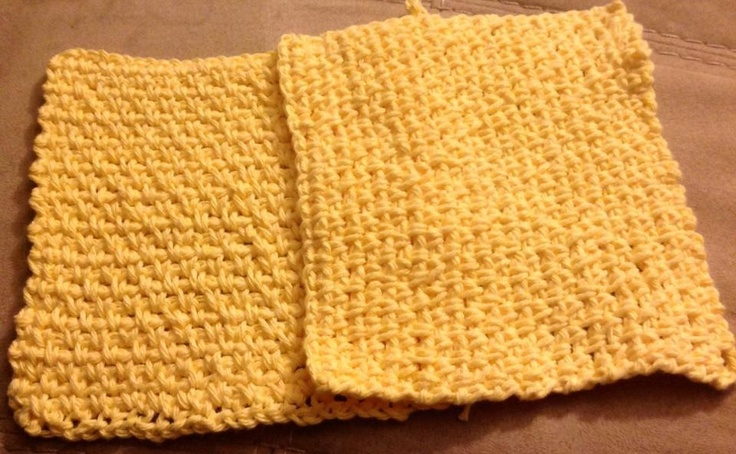 1000+ images about CROCHET DISHCLOTHS on Pinterest Free ...