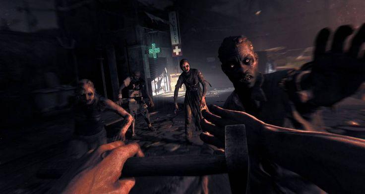 Dying Light - Encyklopedia gier - PC, PS3, PS4, Xbox One, Xbox 360 - Gamedot.pl - portal dla graczy