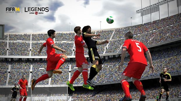 Xbox One preorders get free FIFA 14 in Europe, to fend off PS4