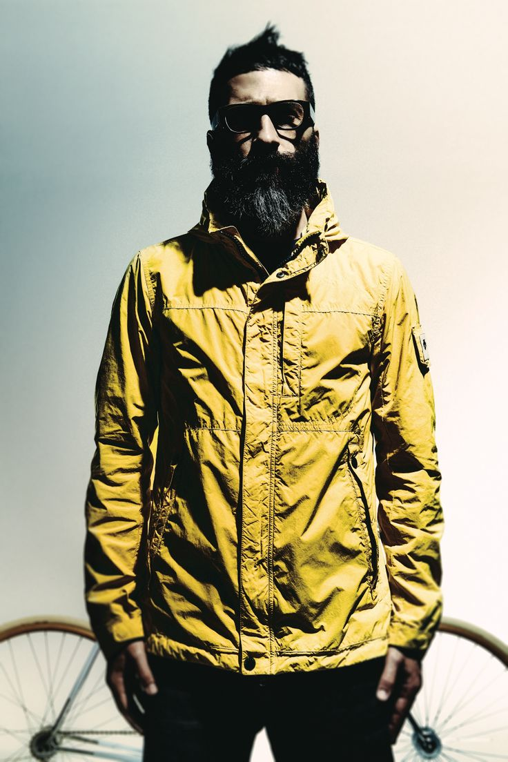 DUAL-ISM PROJECT YELLOW JACKET
