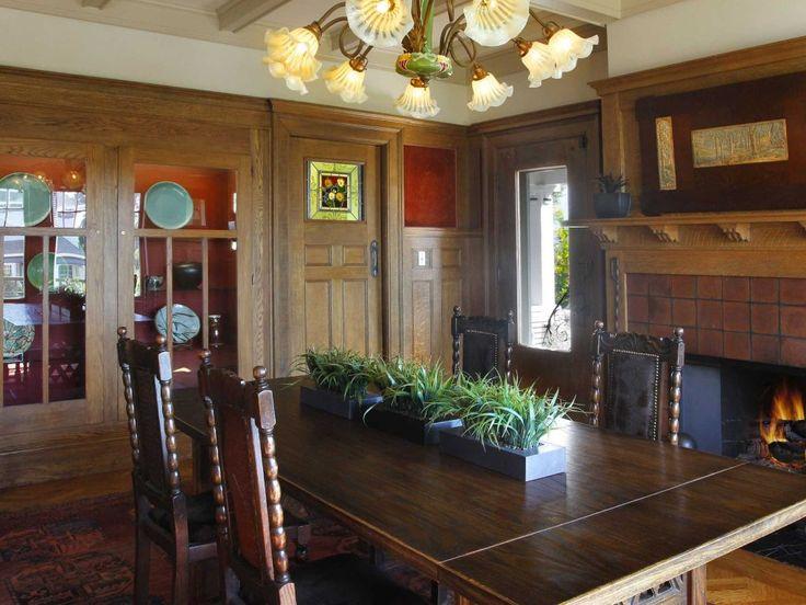 100 best craftsman, shingles & julia morgan homes (reference