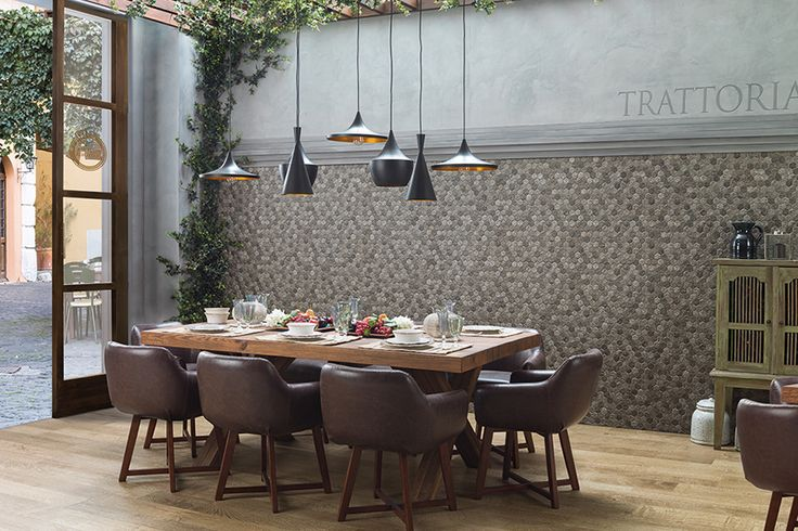 Dining Room | Porcelanosa