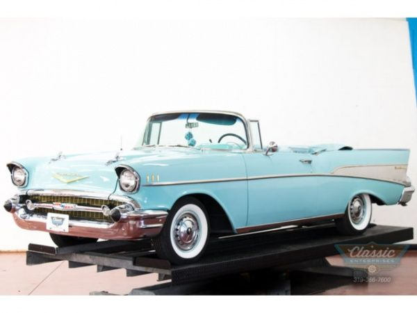Beau Chevrolet : Bel Bel Air A 57 Chevy Bel Air Convertible Is Simply The  Collector Car To Own.