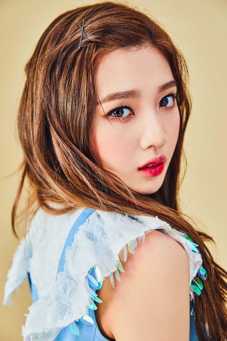 Kpop Girl Hairstyle