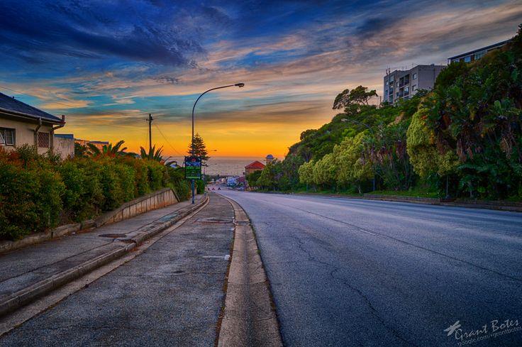 Albany Road, Port Elizabeth. Sunday morning, 29 Nov 2015, 05:22 a.m.