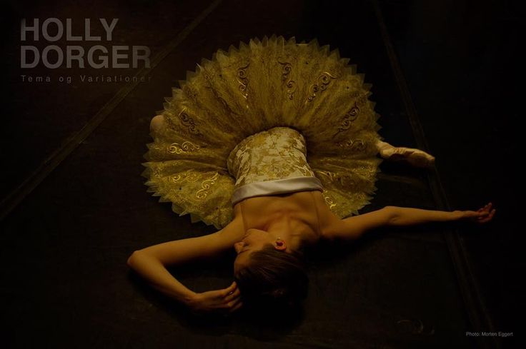 Royal Danish Ballet  Soloist Holly Dorger