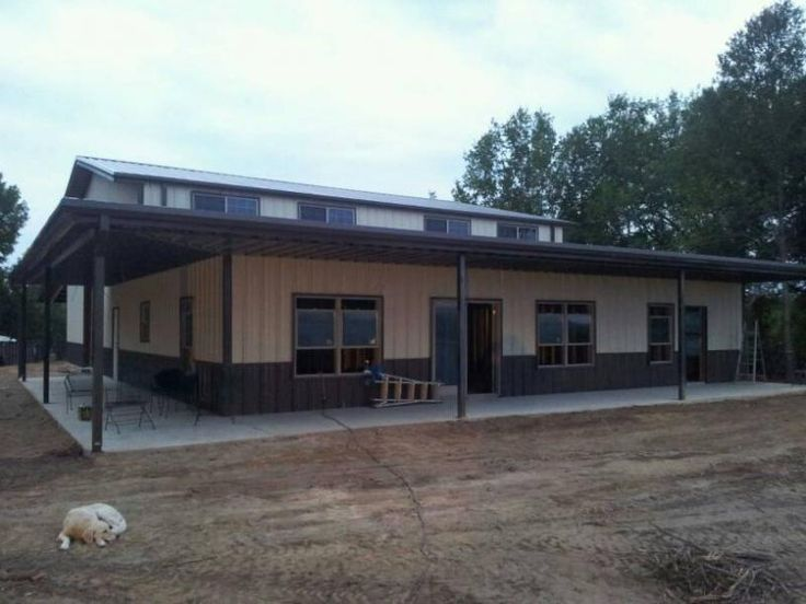 13 best images about barndominium on pinterest steel for Metal houses texas