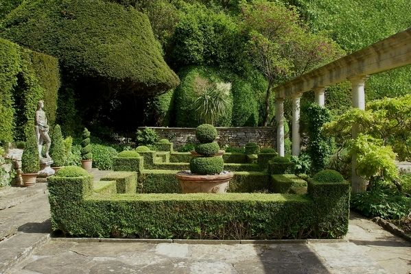 17 best images about small formal gardens on pinterest