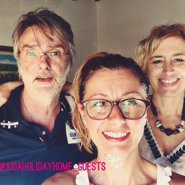 Clienti - Aida Holiday Home | Bed and Breakfast a Castellammare del Golfo - Trapani - Sicilia -Scopello