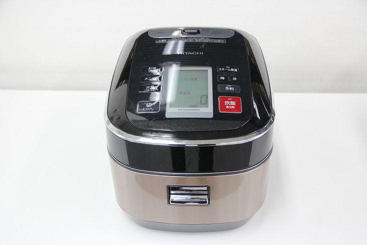 IHジャー炊飯器「ふっくら御膳 RZ-WW3000M」ブラウンゴールド