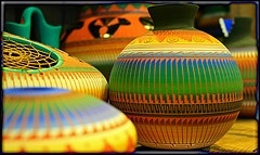 Contemporary Navajo pottery: Contemporary Mexicans, Contemporary Navajo, American Pottery, American Indian, Art Expressions, Navajo Pottery, Indian Mexicans Pottery, Art Design Colors, Creative Inspiration Awesome