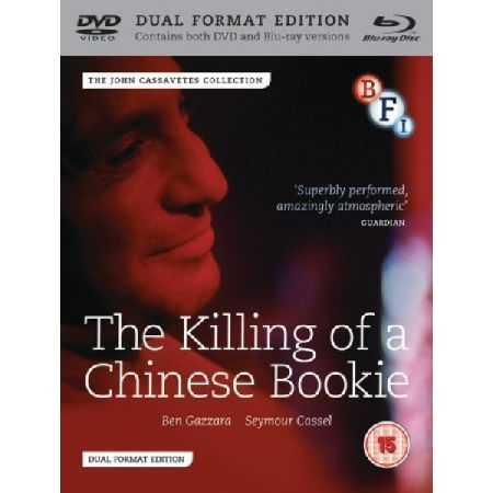 The Killing of a Chinese Bookie (DVD Blu-ray) Please note this is a region 2 DVD and region B Blu-ray It will require a region B Blu-ray player to play the Blu-ray and DVD or a Region 2 DVD player for the DVD THE KILLING OF A CHINESE BOOKIE (DVD  http://www.MightGet.com/march-2017-2/the-killing-of-a-chinese-bookie-dvd-blu-ray-.asp