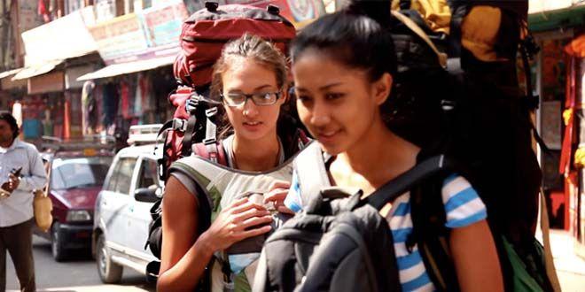 Segaramatha - Kisah dua gadis petualang menuju Gunung Everest http://www.yuknontonfilm.com/film-sagarmatha/