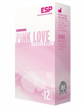 Esp - Pink Love 12 pezzi - Preservativi colorati, aromatizzati stimolanti  http://www.vibello.it/esp-pink-love-12-pezzi/p13162