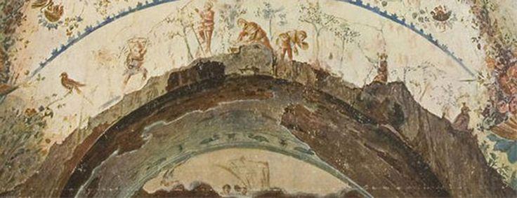 Catacombe di Pretestato, Roma. Gli affreschi del III secolo