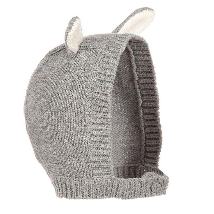 Gray Chips Hat