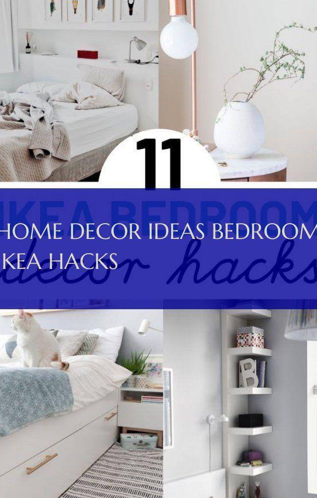 Schlafzimmer Ikea Hacks