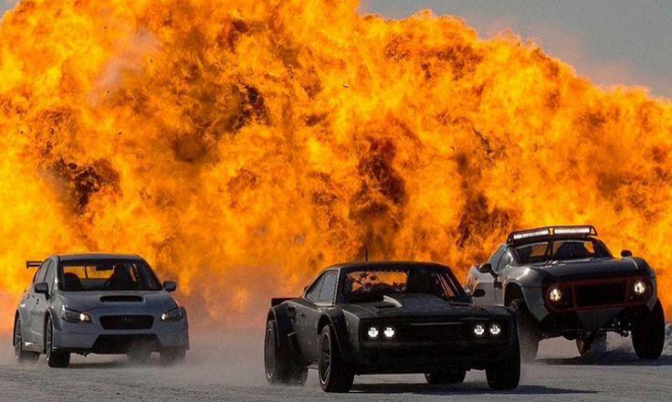 'Velozes e Furiosos 8' começou a ser filmado na Islândia, e já teve divulgado as..