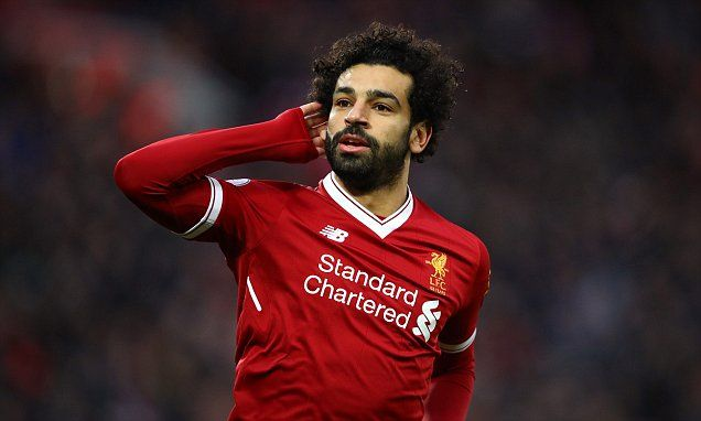 Salah the fastest Liverpool player to reach 20 PL goals