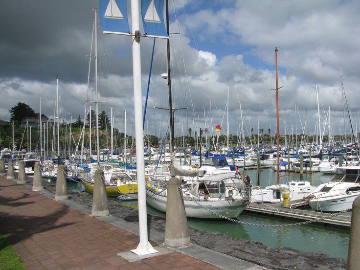 Pine Harbor, NZ.