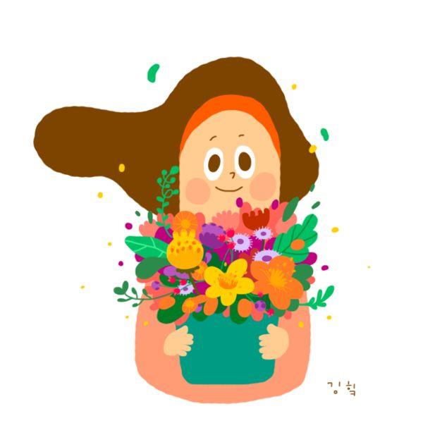blossom by Heekyeong Kim, via Behance