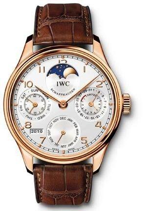Replica IWC Portuguese Perpetual Calendar IW502302