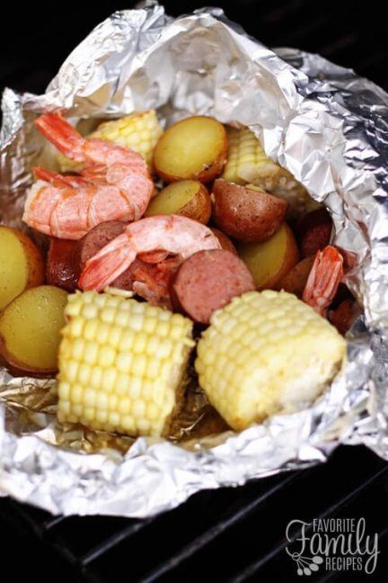 30 best delicious dinners   – Foil pack dinners