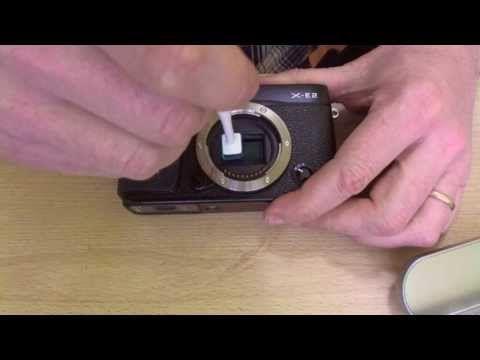 Sensor Cleaning Review: The Eyelead Sensor Gel Stick - YouTube