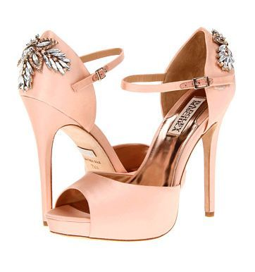 REVEL: Peach Wedding Shoes Keywords: #weddings #jevelweddingplanning Follow Us: www.jevelweddingplanning.com  www.facebook.com/jevelweddingplanning/