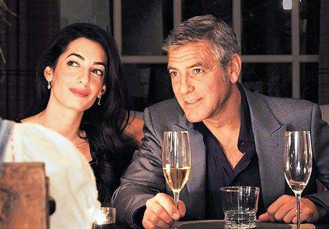 Este fue el anillo que le compró George Clooney a su prometida