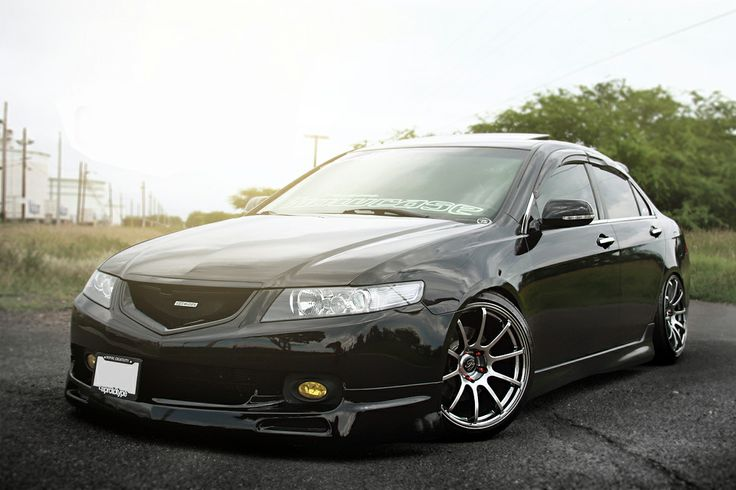 Acura TSX ,slowly but surely #Acura #JDM #Rvinyl ========================== http://www.rvinyl.com/Acura-Accessories.html