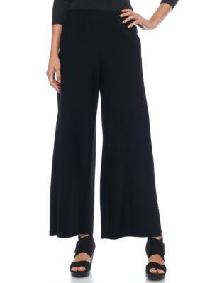 Eileen Fisher  Loose Ankle Pants