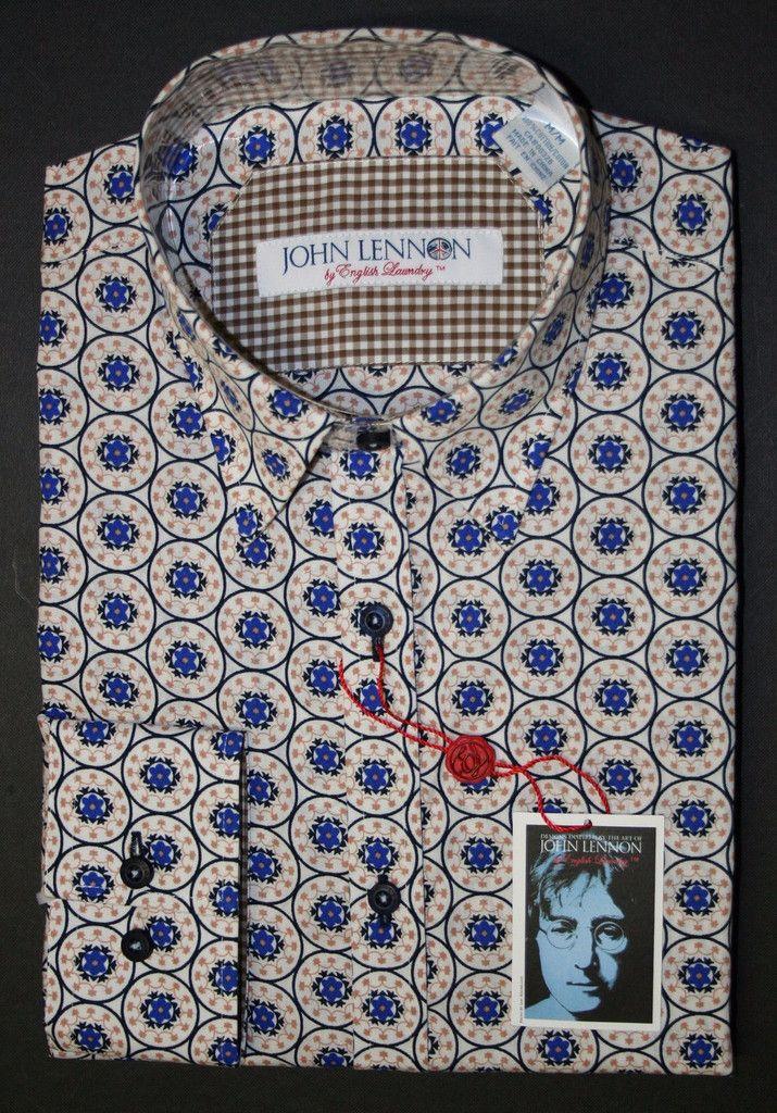 John Lennon LS Shirt JLW163
