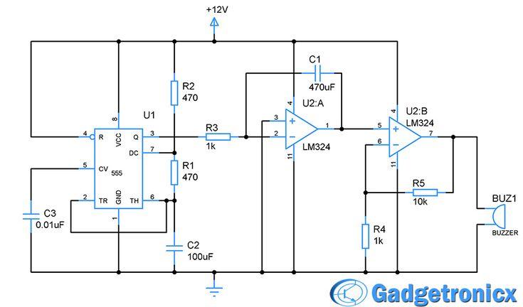 a c circuit diagram