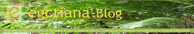 En acción concertada, los integrantes de las facultades de la Escuela Graduada de Ciencias y Tecnologías de la Información (EGCTI) y la Escuela de Comunicación (ECOM), de la Universidad de Puerto Rico, Recinto de Río Piedras, se encuentran organizando un Conversatorio en torno a la Sociedad del Conocimiento.  La celebración del evento se consideró en el 2do Encuentro de Facultades EGCTI/ECOM, efectuado el viernes, 30 de marzo de 2012, en la sede de la EGCTI.