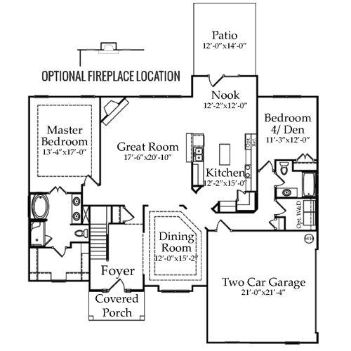 18 best Wellington West Floor Plans images – Greystone Homes Floor Plans