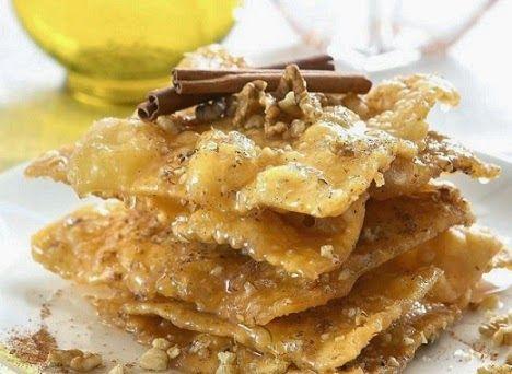 Traditional #Xerotigana a #Cretan #dessert #sweets #eloundagulfvillas #crete #visitgreece