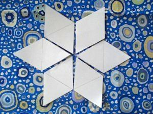 42 best 60 diamond quilt images on pinterest quilt patterns patterns and templates for a tumbling blocks quilt you need a diamond shape that is essentially pronofoot35fo Choice Image